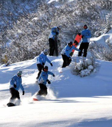 Freeride bekleidung ski