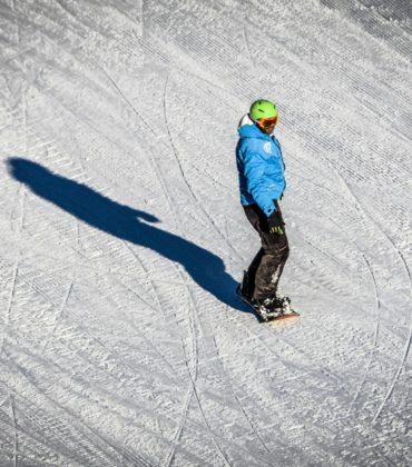 Snowboard – Gruppenkurs