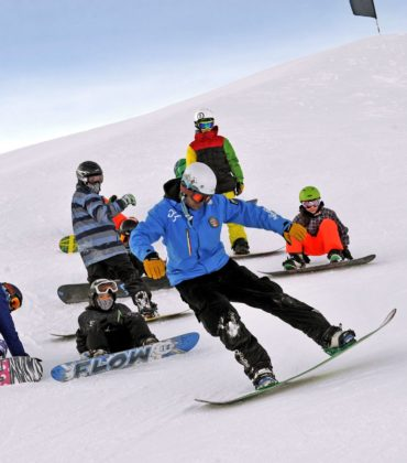 Snowboard – Group Lessons