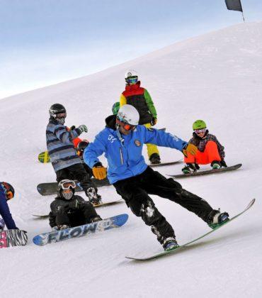 Snowboard – Freeride & Snowpark
